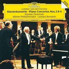 Beethoven: Piano Concertos 3 & 4 [New CD] Shm CD, Japan - Import