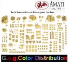 Serie Accessori nave Sovereign of the Seas