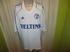 FC Schalke 04 Adidas Meister der Herzen Spieler Version Trikot 2000/01 Gr.XXL
