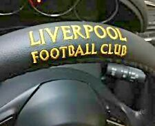 Liverpool FC Car Accessory: Limited Edition PVC Liverpool Steering Wheel