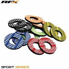 RFX Handlebar Grip Donuts Yellow Pair CRF//CR//YZF//YZ//RMZ//RM//KXF//KX//KTM MX//Enduro