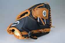 "Franklin 4809-9.5"" Rht Youth Baseball Ball Glove T-Ball Deer Touch Rtp Blk/Brown"