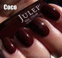 JULEP Nail Color Polish Vernis a Ongles 0.27 fl oz  8 mL  coco Color NEW Sealed