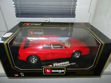 1:18 Modellauto BBurago 3019 Ferrari Testarossa  1984