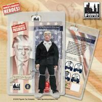 Worlds Greatest US Presidents 8 Inch Retro Figure  Donald Trump Variant new!