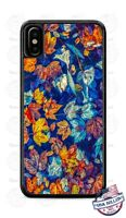 Colorful Autumn Fall Leaves Design Phone Case Cover for iPhone Samsung LG etc