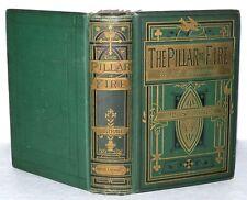 The Pillar Of Fire/ Israel In Bondage, Rev J.H. Ingraham, Ward Lock c1915+
