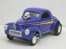 Willys Competition Coupé (1941) in lila, Road Legends, 1:18, o. OVP, V.1