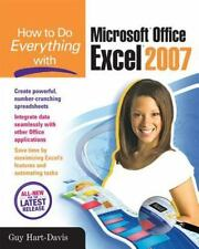 How to Do Everything with Microsoft Office Excel 2007 (How to Do-ExLibrary