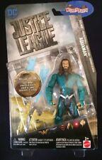 "Rare Dc Justice League Movie 2017 6"" Battle Armor Aquaman Atlantean Blasters New"