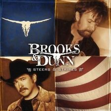 Brooks & Dunn - Steers & Stripes - [New & Sealed] CD