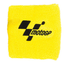 Motorrad GP Official Motorcycle Brake Reservoir Shroud Cover Yellow