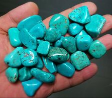 100g Beauty blue Turquoise rock polished Rough stone Nugget