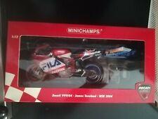 MINICHAMPS 122 040252 Ducati 999 F04 James Toseland Wsb 2004 1:12