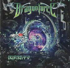 DRAGONFORCE - REACHING INTO INFINITY - NEW ALBUM 2017 CD Jewel Case+GIFT Metal