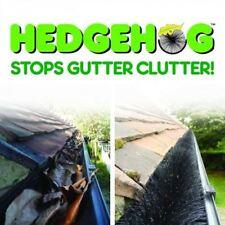 Hedgehog Gutter Guard 4m x 100mm / Clean Clear Blocked Leaves Twigs Leaf Debris