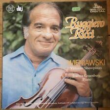 DKP 9003 Wieniawski Virtuoso Showpieces / Ruggiero Ricci / Joanna Gruenberg