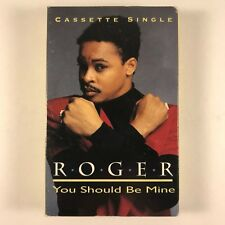ROGER - You Should Be Mine / A Chunk Of Sugar CASSINGLE EX / VG