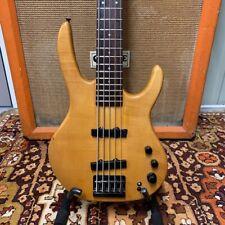 Vintage Hohner Professional B Bass V 5 String Thru Neck Active Guitar