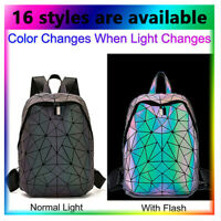 ×Geometric Women Tote Bag Holographich Purses and Handbags Crossbody for Women