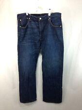 Levi Strauss Levis 501 XX Jeans Pants Mens 41 x 31 Dark Wash Cotton Button Fly
