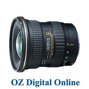 New Tokina AT-X 11-20mm f/2.8 PRO DX 11-20 F2.8 for Canon 1 Yr Au Wty