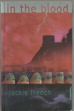 In the Blood by Jackie French (Paperback, 2001) Young Adult Vampire Romance