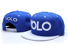 Snapback YOLO Cap Mode Blogger Taylor Gang Tisa YMCMB Obey Dope Last Kings New