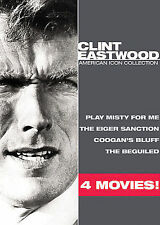 Clint Eastwood - American Icon Collection (DVD, 2009, 3-Disc Set) BRAND NEW!!!