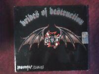 BRIDES OF DESTRUCTION - RUNAWAY BRIDES (2005). DIGIPACK CD.