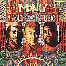 Monty Alexander - Monty Meets Sly and Robbie [CD]