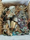 Huge tangled jewelry lot 15.2 lbs. I really have no idea what's in there.
