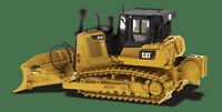1/50 DM Caterpillar Cat D7E Track-Type Tractor Dozer Diecast Models #85555