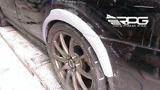 RPG 4 pieces Rear Fender Flare kit for 02 03 04 05 06 07 Subaru Impreza WRX STi
