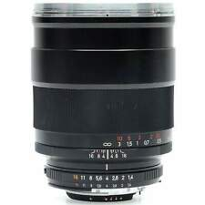 Zeiss 35mm f1.4 Distagon T* ZF.2 Lens for Nikon F with Hood