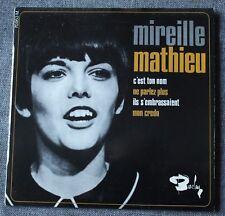 Mireille Mathieu, c'est ton nom, EP - 45 tours