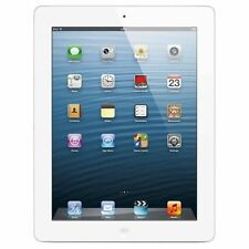 Apple iPad 2 64GB, Wi-Fi + 3G AT&T (Unlocked), 9.7in - WHITE - Grade A (R)