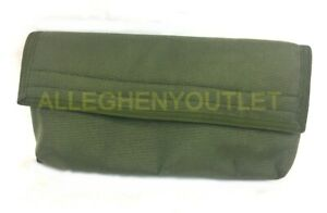Eagle USA Military Style 6 Round Shotgun Shell Case Pouch OD Green NEW