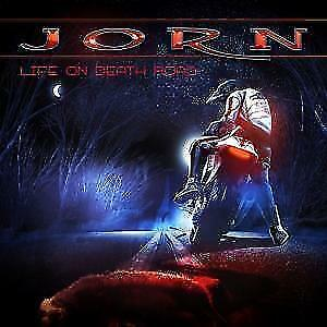 Jorn - Life On Death Road  (2017) LP - White Vinyl - original verpackt - Neuware