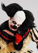 Mens Halloween Freakshow Clown Wig