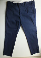 POLO GOLF Ralph Lauren Navy Golf Chino Trousers Size W 36 x L 30 32