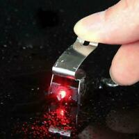Bike Rear Tail Light Lamp USB Rechargeable Bicycle MTB Taillight CyclingDurable