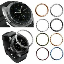 For Samsung Galaxy Watch 46mm/ 42mm Bezel Ring Adhesive Cover Anti Scratch Case