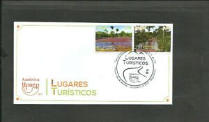 COLOMBIA - UPAEP 2017, TOURISM, FDC