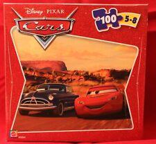 *** World of Cars ***/rompecabezas/motivo 1/embalaje original/100 piezas