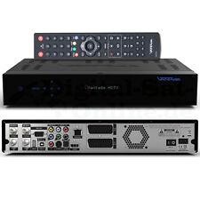 ► Vantage HD 8000 S BLUE HD TV Sat Ricevitore TWIN PVR Ready USB LAN hd8000s