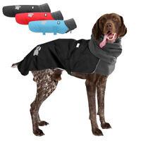 Hundejacke für große Hunde Wasserdicht Reflektierend Hundemantel Winter Kleidung