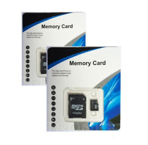 Micro SD Memory Card 4GB 8GB 16G 32G 64GB 128GB +Free SDXC MicroSD Card Adapter