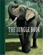 Sterling Unabridged Classics: The Jungle Book by Rudyard Kipling 2007, Hardcover