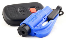 BEST PRICE  2 Pack  Resqme Escape Seatbelt Cutter Breaker Glass Car Tool Safety'